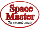 Space Master the wardrobe people Logo